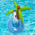 Inflatable Floating Drink Can Cup Holder Hot Tub Swimming Pool Beach Party Toy