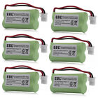 Kyпить Cordless Home Phone Battery For AT&T VTech BT166342 BT266342 BT183342 BT283342 на еВаy.соm