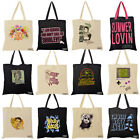 Tote Shopper Bags Various Designs. Funky Retro Funny Gift Idea for Him or Her