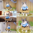 Small Dog Cat Clothes Halloween Costume Funny Outfit Party Cosplay for Pet Puppy