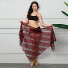 2018 Women's New Belly Dance Costume Hip Scarf Wrap Belt Skirt One size