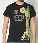 Led Zeppelin TOKYO JAPAN 1971 CONCERT T-Shirt NWT Licensed & Official  image