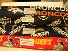 NFL AFC West Handmade Neck Cooling Scarf Broncos/Raiders/Chiefs/Chargers $9.49 USD on eBay