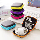 Kyпить Storage Bag Carrying Hard Hold Case For Earphone Headphone Earbuds SD Card UK на еВаy.соm
