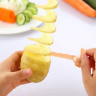 Carrot Cucumber Rotate Spiral Slicer Home Kitchen Gadgets Vegetable Cutter Tools