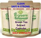 Green Tea Extract Capsules 9400mg 98% Polyphenols, 80% Catechins ,50% EGCG