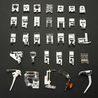 52pc Sewing Machine Foot Presser Feet Tool for Brother Janome Singer Domestic