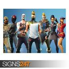 FORTNITE SEASON 5 (ZZ033)  GAME POSTER Photo Poster Print Art A0 A1 A2 A3 A4