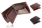 VOOC Genuine Leather Mens Wallet PPM1 - Essential everyday accessory !