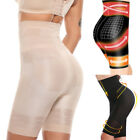 Women's High Waist Cincher Butt Lifter Thigh Slimmer Control Panty Shaper Belly