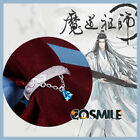 Grandmaster of Demonic Cultivation Lan wangji S925 Silver Finger Ring BL Anime