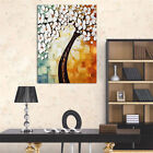 Cherry Flowers Oil Painting Canvas Picture Home Room Hall Art Deco Unframed Gift