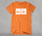 Elements of Beer T-shirt Mens Sizes S-XXL