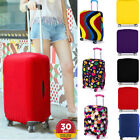 Travel Luggage Cover Protector Elastic Suitcase Dust-Proof Scratch-Resistant UK