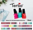 PRIMER - BASE - TOP COAT PER SMALTO GEL SEMIPERMANENTE UV / LED 10ML TERTIO