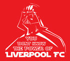 Darth Vader Liverpool FC shirt Star Wars Football Soccer Salah The Reds Klopp