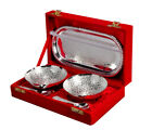 Tray Spin Set Kitchen Dinner Ware Silver Plated Brass 1-50 Pcs Cheap Cost Items