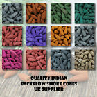 50 x Incense cones  large Indian choose fragrance Top Quality  FREE Post