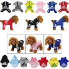 Внешний вид - Winter Coat Hoodies New Apparel Clothes Warm Jumpsuit Dogs Cats Puppy Adidog Pet