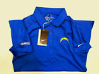 NIKE GOLF NFL LOS ANGELES CHARGERS WOMEN'S S, M,L, XL GOLF POLO NWT 640343 480 $6.83 USD on eBay