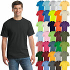 Gildan Mens Plain T Shirts Solid Cotton Short Sleeve Blank Tee Top Shirts S-3XL image