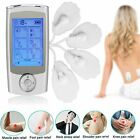 Mini 16 Modes Unit Tens Electric Pulse Muscle Massager Body Therapy Pain