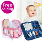 new Grooming set for baby &Nursery Care Kit Brush Comb Nail health portable bag