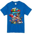 Mario Odyssey T-shirt Toddler to Adult Sizes, Variety of Colors image