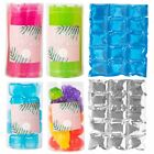 Reusable Ice Cubes Plactic Cool Cold Drink Freeze Block Party Bar Quick Freezing