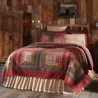 Farmhouse Tacoma (QUEEN) QUILT, Rustic Shams, Skirt, Lots of Choices -VHC Brand image