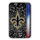 New Orleans Saints Case for Iphone X XS Max XR 11 Pro Cover Plus Other models n6 $16.95 USD on eBay