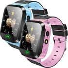 Kids Anti-lost GPS Tracker Smart Watch SOS Call Safe Wrist For Android&IOS USA