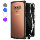 For Samsung Galaxy Note 9 | Ringke [FUSION] Clear PC Back Shockproof Cover Case