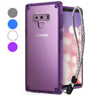 Внешний вид - For Samsung Galaxy Note 9 | Ringke [FUSION] Clear PC Back Shockproof Cover Case
