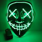 Original LED Purge Mask Light Up Color Rave Mask