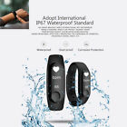 M3 Smart Watch Bracelet Heart Rate/Blood Pressure Monitor Pulse Wristband