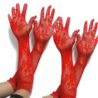 Women Ladies Transparent Long Lace Bridal Weeding Prom Dress Lace Gloves