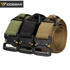 "IDOGEAR 1.75"" Tactical Belt Quick Release Riggers Belt CQB M"