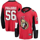 Fanatics Branded Magnus Paajarvi Ottawa Senators Red Breakaway Player Jersey