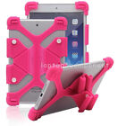 "US Rose Universal Soft Shockproof Silicone Cover Case For 8"" ~ 9"" inch Tablets"
