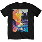 Bring Me The Horizon T Shirt Painted Official Licensed Black Mens Thats Spirit