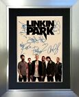 #11 LINKIN PARK A5 Signed Reproduction Autograph Mounted Print
