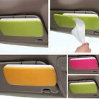 Auto accessories Car sun visor Tissue Box cover holder Paper napkin clip NX
