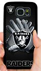 OAKLAND RAIDERS NFL PHONE CASE FOR SAMSUNG NOTE & GALAXY S4 S5 S6 S7 EDGE S8 S9 $15.88 USD on eBay