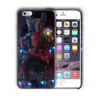 Super Hero Deadpool Iphone 4s 5 5s SE 6 6s 7 8 X XS Max XR 11 Pro Plus Case n14