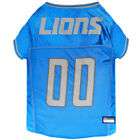 Detroit Lions Licensed NFL Pets First Dog Pet Mesh Blue Jersey Sizes XS-2XL $33.96 USD on eBay
