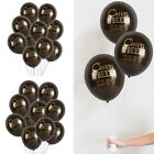 10pcs/lot Latex Balloon Set Cheers & Beers To 30 40 50 Year Birthday Party Decor