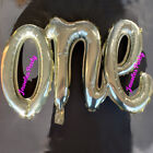 SCRIPTED LOVE BABY Party BALLOON SHOWER BRIDAL BANNER WEDDING ANNIVERSARY