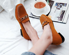 FASHION WOMEN Loafers Flats PLUS SIZE shoes mujer Big size Casual Low heels