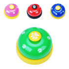 Bell Dog Toy Fashion Training Small Called Dinner Footprint Ring For Pet Puppy